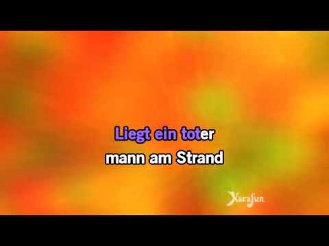Karaoke Mackie Messer - Hildegard Knef *