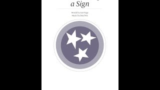 A STAR, A SONG, A SIGN – Brad Nix