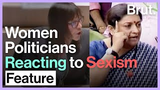 Download lagu Women Politicians Strike Back At Sexism