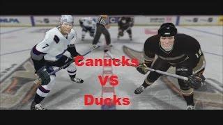 NHL 2K7 Canucks Vs Ducks (Xbox360)