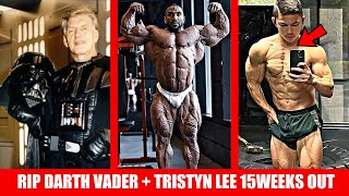 The Bodybuilder that Played Darth Vader Passes Away +  Next 212 Mr. Olympia + Tristyn Lee Competing