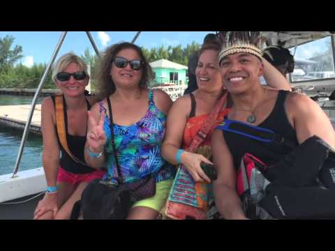 Bimini, Bahamas Vlog Sept 2015 with Cindy & Friends