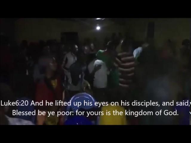 Worshiping Jesus in Moyale Kenya December 2016