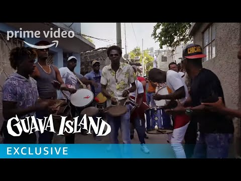 Guava Island - Behind the Scenes: Music | Prime Video