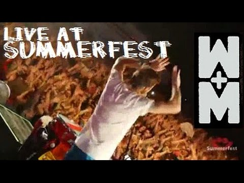 WALK THE MOON - Live at Summerfest 2015 [Full Set]
