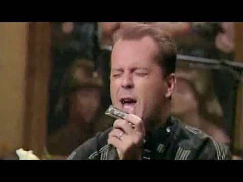 Bruce Willis - The Return Of Bruno Live Concert
