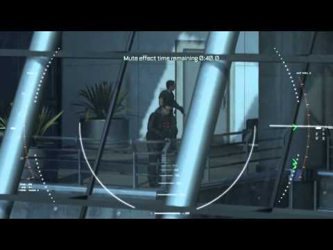 Call of Duty: Advanced Warfare - Wasp Scene Mission Manhunt - (Xbox One) Gameplay