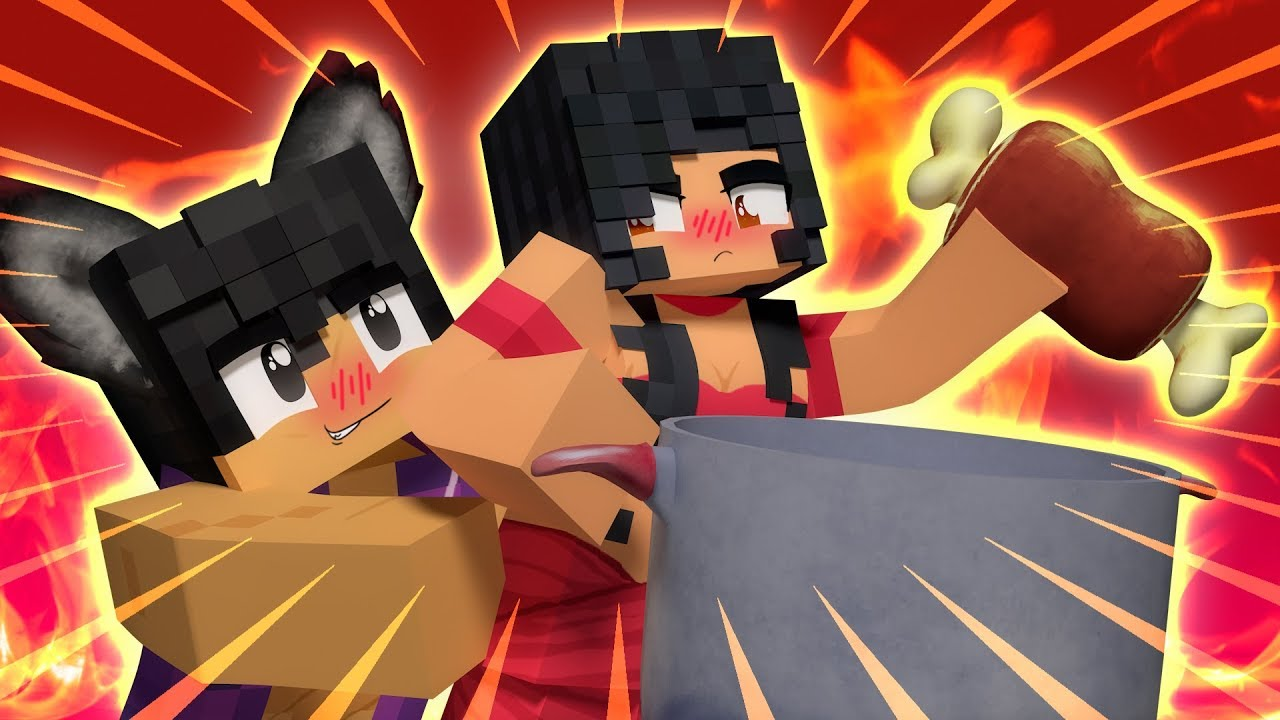 Aphmau and aaron