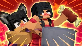 Aaron and Aphmau Fite || Minecraft Guess Who