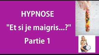HYPNOSE POUR MAIGRIR (aide pour Boulimie & compulsion alimentaire)(partie 1)