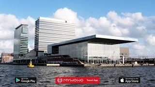 Hafen – Besichtigung Östliche Docks – Amsterdam – Audioguide – MyWoWo Travel App