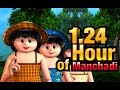 Manchadi (manjadi) Full | 1.24 Hours Of Manchadi Animated Songs And Stories video