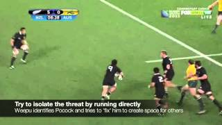 How the All Blacks Nullified David Pocock