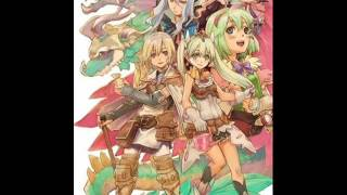 Rune Factory 4 Opening Song Full - Travelers of the Wind/Kaze no Travelers