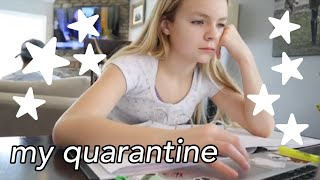 a day in my life during quarantine!! // Pressley Hosbach