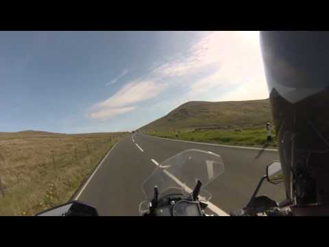 Snaefell Mountain Course 2015 KTM 1190 Adventure