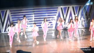 "130721 SNSD 少女時代演唱會""Girls & Peace"" [I GOT A BOY]"