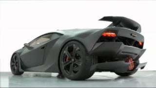 Lamborghini Sesto Elemento Concept 2010 Videos