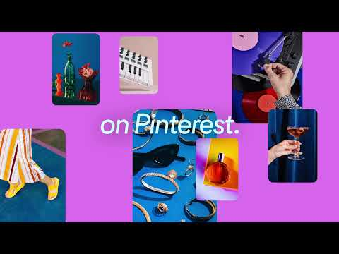 People on Pinterest spend more - Slow Shopping campaign