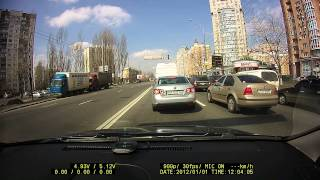 Автомобильный видеорегистратор премиум класса FineVu Pro(Автомобильный видеорегистратор премиум класса FineVu Pro., 2013-04-16T14:18:33.000Z)