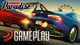 Jugando a Burnout Paradise Remastered. ¡Velocidad y locura!