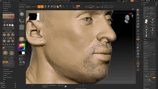 Skin Surface for Zbrush Demo | TTH tools