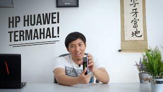 Sekilas Pandang Hape 12 Juta Dari Huawei, Huawei Mate20 Pro