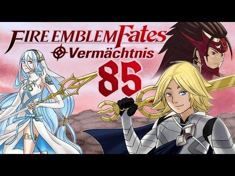 Let's Play Fire Emblem Fates Vermächtnis [German][#85] -