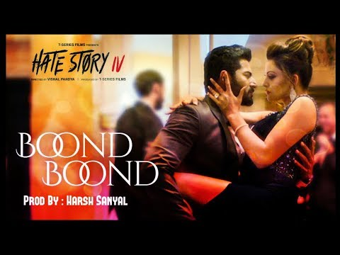 Boond Boond - Instrumental Cover Mix (Hate Story 4)  | Harsh Sanyal |