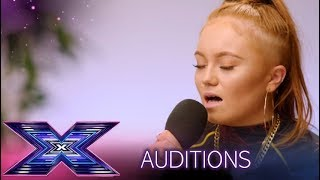 Kelli-Marie Willis: She Performs An Original..Everyone Left STUNNED!  The X Factor 2019: The Band