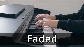 Alan Walker - Faded (Piano Cover by Riyandi Kusuma)