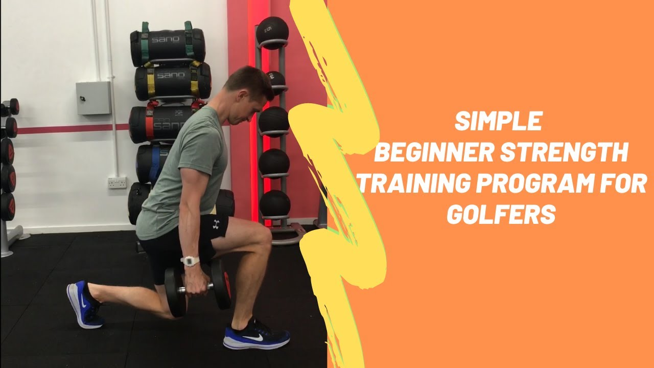 Simple Strength Training Program