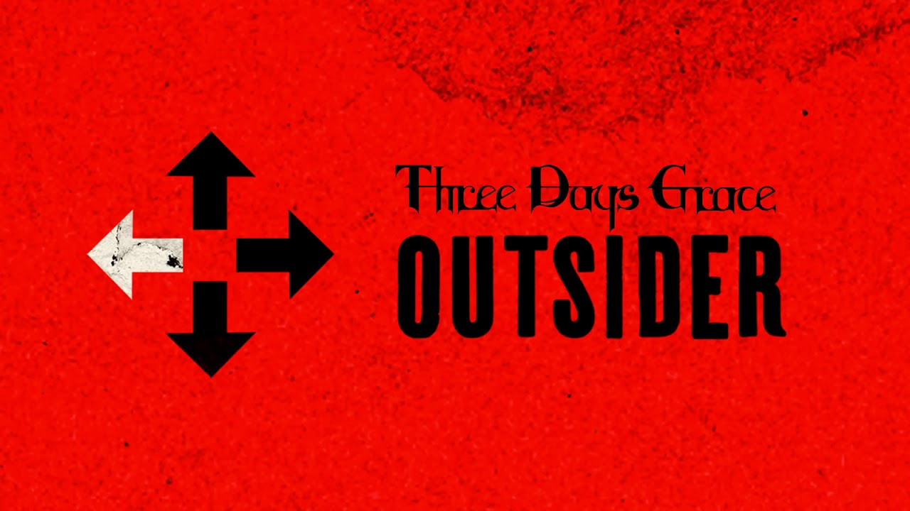 Download Three Days Grace   I Am An Outsider Audio