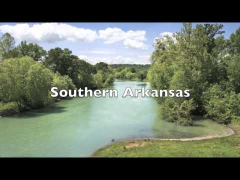 Arkansas Fast Facts - Video by Mapsofworld.com