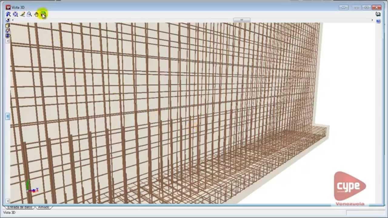 Elementos de contenci n muros en m nsula de concreto for Muro de concreto armado