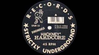 Hackney Hardcore Dinomania