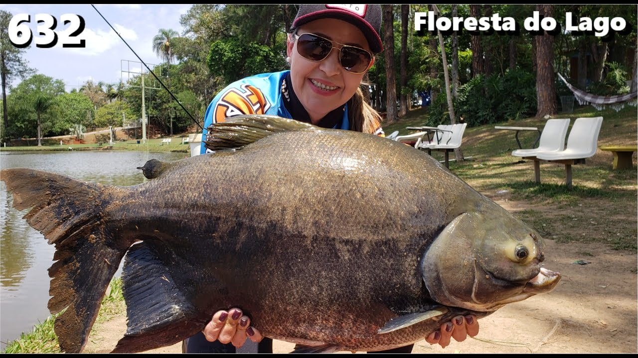 Fim de semana no Hotel Fazenda Floresta do Lago - Programa Fishingtur na TV 632 Pesca