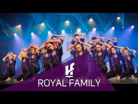 ROYAL FAMILY | Hit The Floor Gatineau #HTF2018