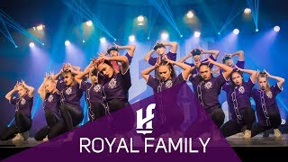 ROYAL FAMILY | Hit The Floor Gatineau #HTF2018