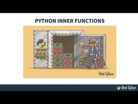 Creating Inner Functions in Python