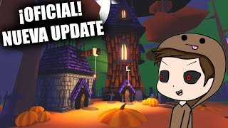 Official! HOME AND NEW PLACES *UPDATE HALLOWEEN* ADOPT ME IN ROBLOX