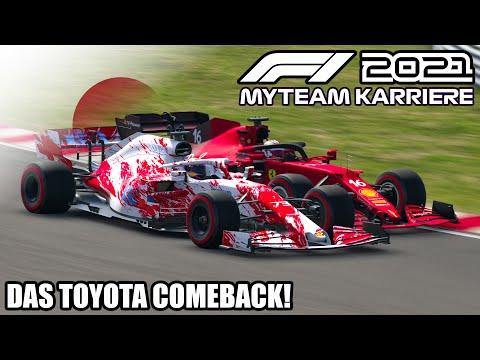 TOYOTA COMEBACK IN DER FORMEL 1   F1 2021 My Team Karriere #30
