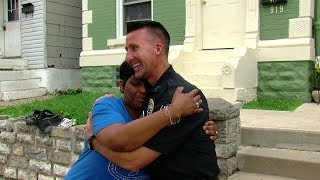 """""""My eye opener"""": Police officer gets community help for grandmother"""