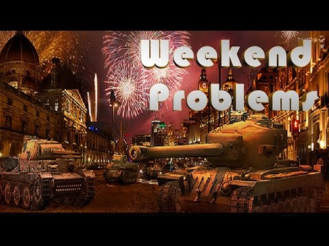 World of Tanks Xbox 360 Weekend Problems