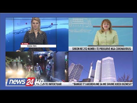 30 Mars, 2020 Edicioni I Lajmeve Ne News24 (Ora 08.30)