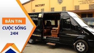 Xe khách thời Limousine: Cuộc cạnh tranh có sòng phẳng? | VTC