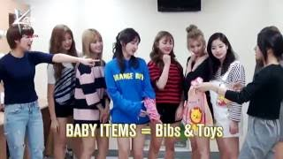 "TWICE - Who's the most ""baby-like"" member?"