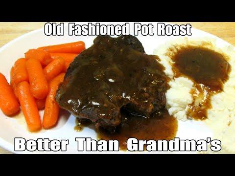 Pot Roast Pot Roast How To Cook