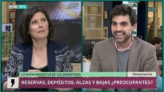 Reservas, depósitos, alzas y bajas: la nueva inquietud de los argentinos