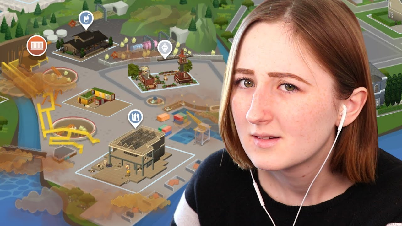 The new world in The Sims 4: Eco Lifestyle is... really good?! thumbnail